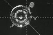 Грузовик «Прогресс М-20М» затопили в Тихом океане
