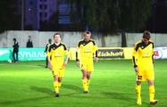 Стали известны все медалисты чемпионата Беларуси по футболу