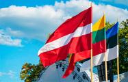 Страны Балтии перешли к экономическим санкциям против режима Лукашенко