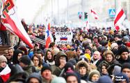 Брестчанин в знак протеста против «интеграции» Беларуси и РФ вышел на площадь