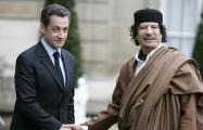 «Дело Каддафи» живет и побеждает Саркози