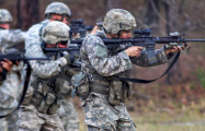 Учения сухопутных войск НАТО начались в Латвии