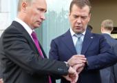 Путин решил избавиться от Медведева