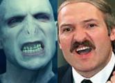 Российский сайт сравнил Лукашенко с Волан-де-Мортом