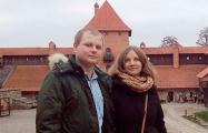 Семья активистов «Европейской Беларуси»: Вся эта система - нелегитимна и незаконна