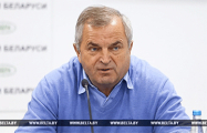 Юрий Альберс возглавил сборную Беларуси по биатлону