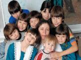 Орден Матери вручен сегодня 12 многодетным минчанкам