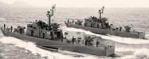 ВМС Южной Кореи отогнали северокорейский катер предупредительным залпом