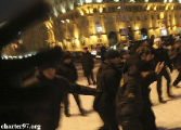 ОМОН разогнал гей-парад в Минске (Видео, фото, обновлено)