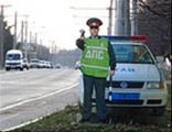ГАИ Минска призывает водителей быть внимательными во время ливня