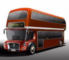 Мэр Лондона показал новые двухэтажные автобусы