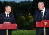 Путин требует от Лукашенко $1,5 миллиарда пошлин