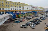 Обстановка в ТЦ Молодечно: большинство павильонов присоединились к забастовке