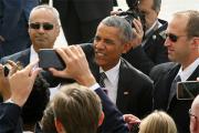 Спросившего Обаму о встрече с Путиным журналиста пригрозили лишить аккредитации