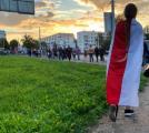 На митинг Тихановской в Минске собралось больше 63 тысяч человек
