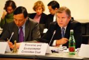 Представители Беларуси принимают участие в экономико-экологическом форуме ОБСЕ
