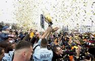 БАТЭ поздравил брестское «Динамо» с чемпионством: Желаем удачи в ЛЧ