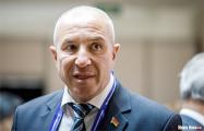 Лукашенковский палач Караев: Участникам протеста платят от 30 до 60 рублей
