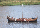 В Гродно приплыли корабли викингов