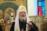 Самолет Патриарха Кирилла успешно приземлился в Витебске