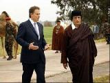 Тони Блэр стал советником Каддафи