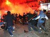 Власти Греции освободили виновников массовых беспорядков
