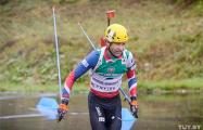 Бьорндален выиграл серебро на открытом чемпионате Беларуси