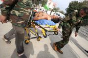 Самолет антиджихадистской коалиции случайно разбомбил иракских военных