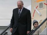 Лукашенко улетел  в Россию