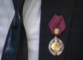 Лукашенко дал орден Деду Морозу
