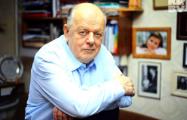 Станислав Шушкевич: Бессмыслицу, которую несет Лукашенко, нормальный нести не может
