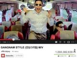 """Клип """"Gangnam Style"""" просмотрели миллиард раз"""