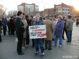Задержания за попытку провести митинг против строительства АЗС