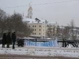 «Европейская Беларусь» провела в Витебске  пикет солидарности (Фото)