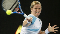 Азаренко выиграла у бывшей первой ракетки мира Ким Клейстерс
