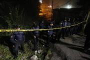 В Мексике разбился вертолет с военнослужащими