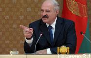 Лукашенко назвал своего сына «черномазым»