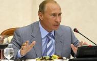 Путин поручил ускорить строительство  хранилищ газа  под Калининградом