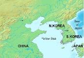 КНДР запретила навигацию в Желтом море