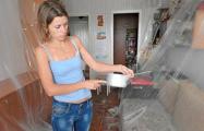 Видеофакт: водный «апокалипсис» в общежитии Витебска
