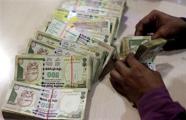 Полиция сутки считала спрятанные индийцем по всему дому деньги