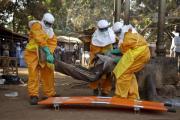 ВОЗ сообщила о наименьшем числе случаев заражения Эболой с мая 2014 года