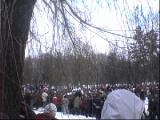Оппозиционеров задержали за возложение цветов к памятнику Янке Купале