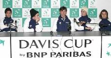 Голландских теннисистов не смущает, что им придется играть с белорусами в гостях