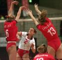 Белорусские волейболистки с поражения от итальянок стартовали в Кубке Ельцина