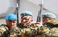 Российский десант, который захватывал Крым, снова в Бресте