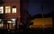 В РФ врачи привезли больных COVID-19 к зданию Минздрава