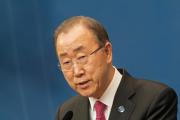 Пан Ги Мун призвал прекратить вооруженные действия в зоне карабахского конфликта