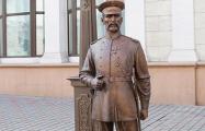 Задержанные в Минске возле статуи городового вышли на свободу
