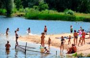 В Беларуси ограничили купание в 14 зонах отдыха